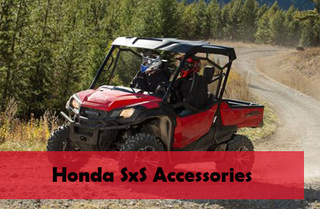 Honda Side by Side Accessories